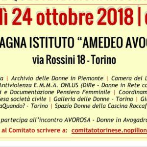 Camera minorile di Torino aderisce al Comitato contro il DDL Pillon